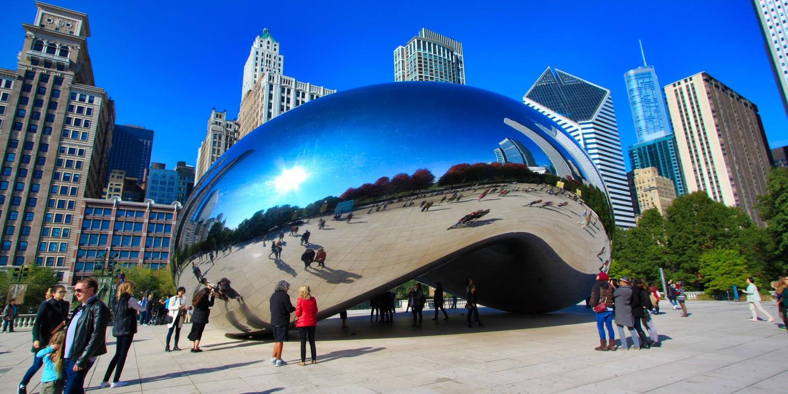 美國芝加哥7天4夜行程懶人包