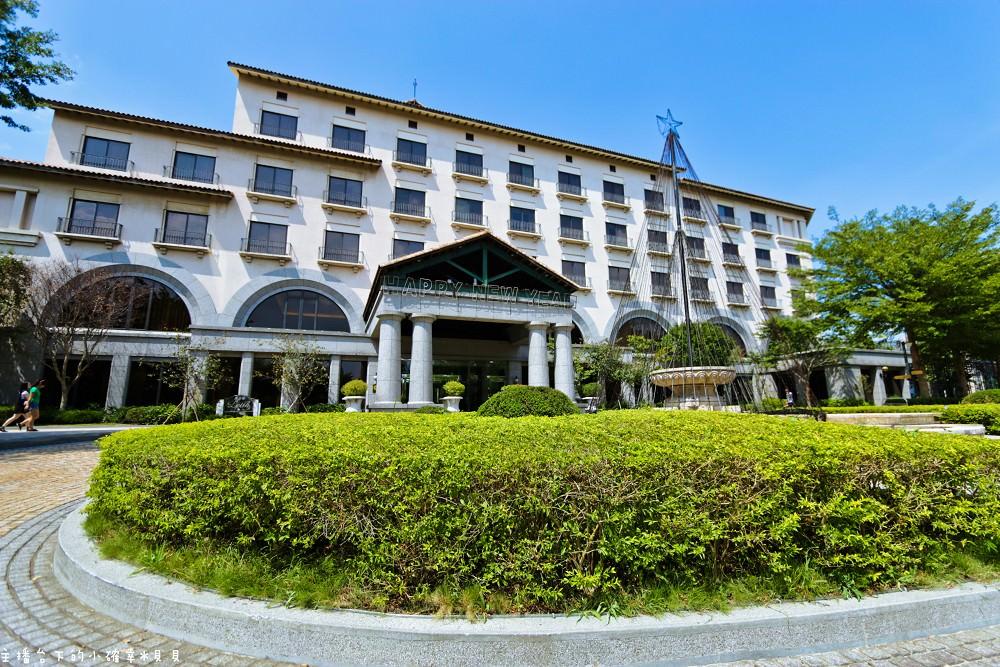 新竹煙波飯店湖濱館