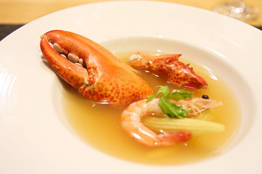 台中愛麗絲飯店晚餐
