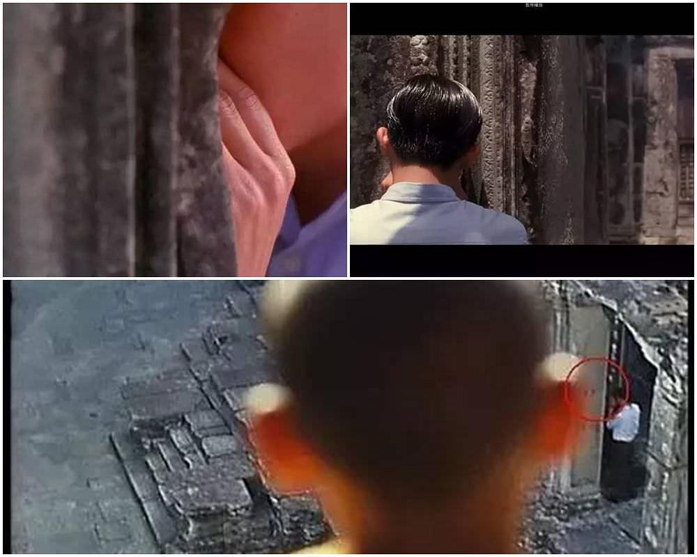吳哥窟電影古墓奇兵變形金鋼