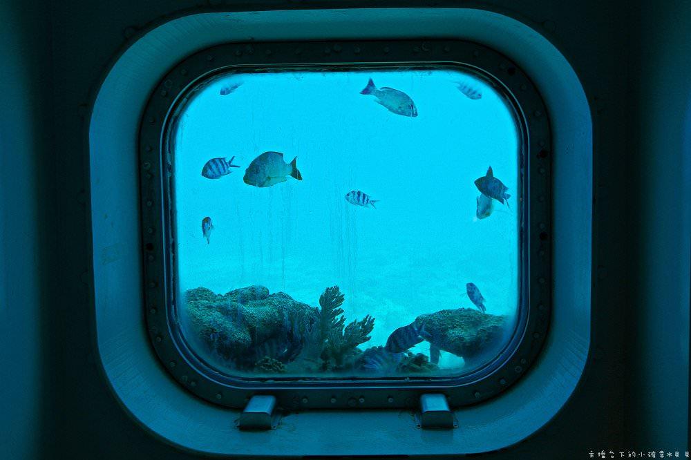 關島魚眼海洋公園(Fish Eye Marine Park)必去景點
