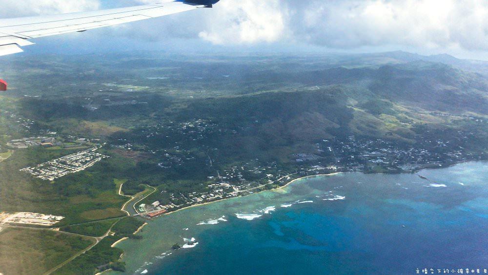 美國關島華航CI25、CI26帶小孩飛行分享