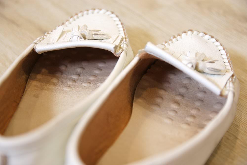 D+AF女鞋出國必備好穿平底鞋