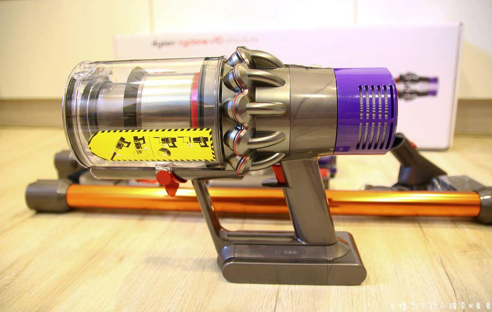 DYSON V10吸塵器好用開箱分享