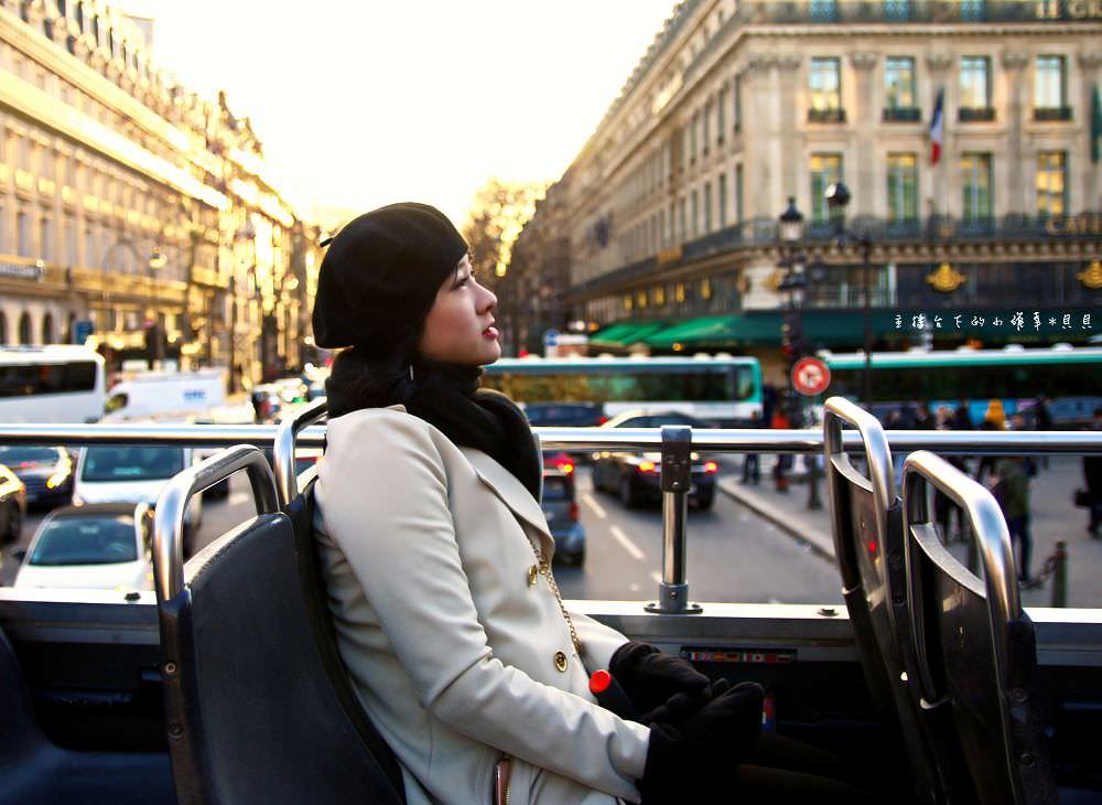 法國巴黎五天行程規畫必去景點推薦懶人包