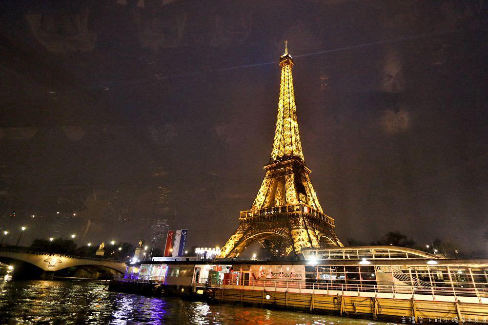 巴黎塞納河遊船晚餐推薦行程