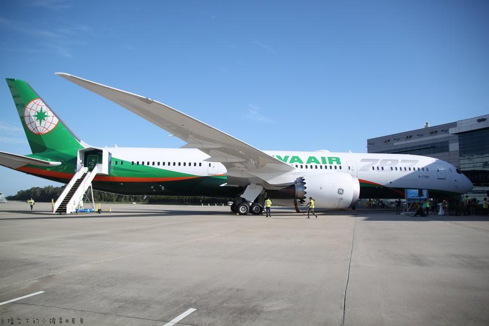 長榮航空波音787座位分享