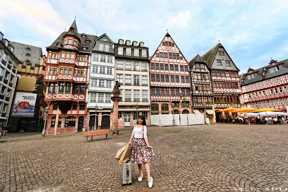 德國法蘭克福逛街地圖景點戰利品分享