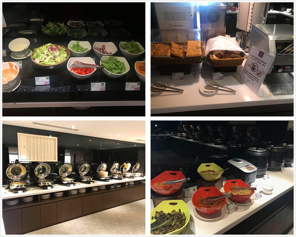 愛麗絲國際大飯店早餐