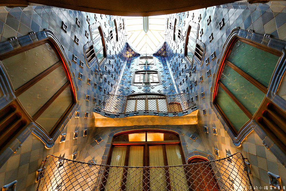 西班牙巴塞隆納巴特婁之家高第建築介紹必看