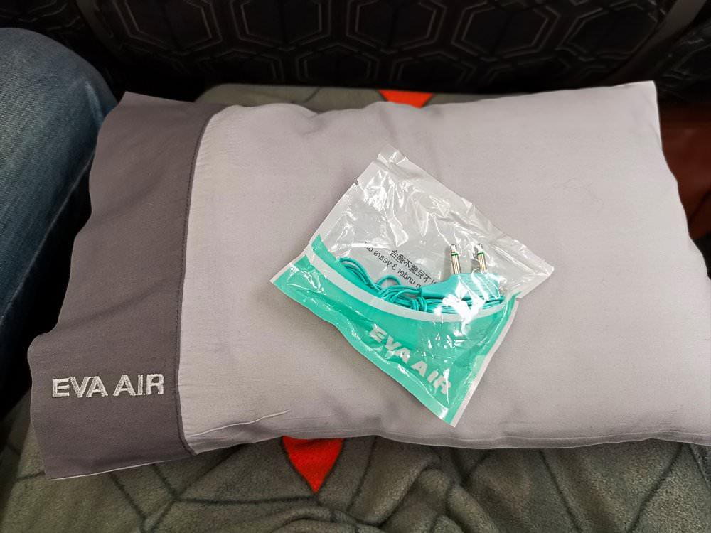 長榮航空飛美國紐約BR32經濟艙分享