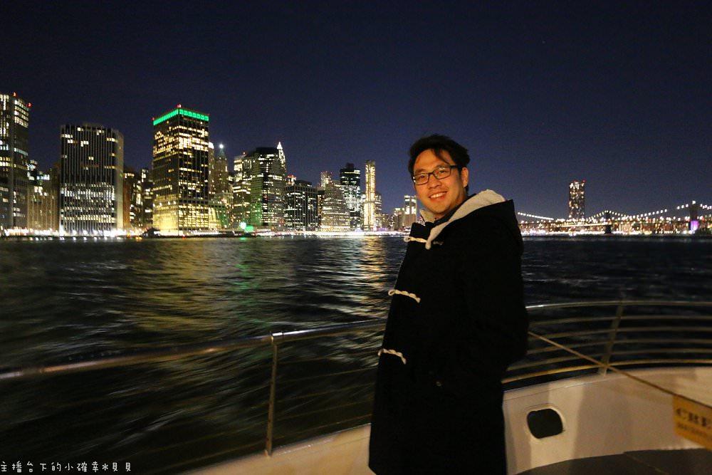 紐約浪漫遊船晚餐Bateaux New York