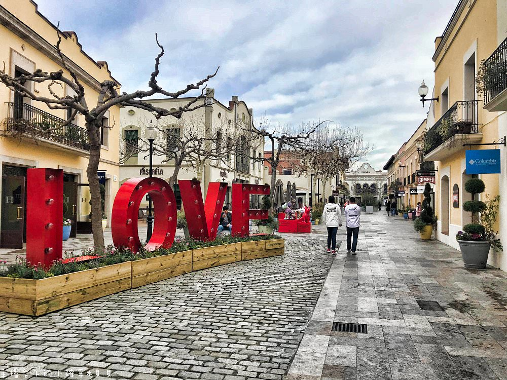 西班牙巴塞隆納 La Roca Village Outlet 購物地圖攻略