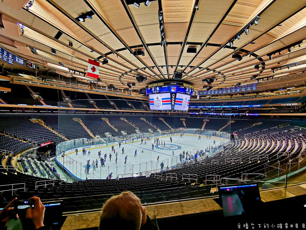 NBA紐約尼克隊主場麥迪遜花園廣場Madison Square Garden