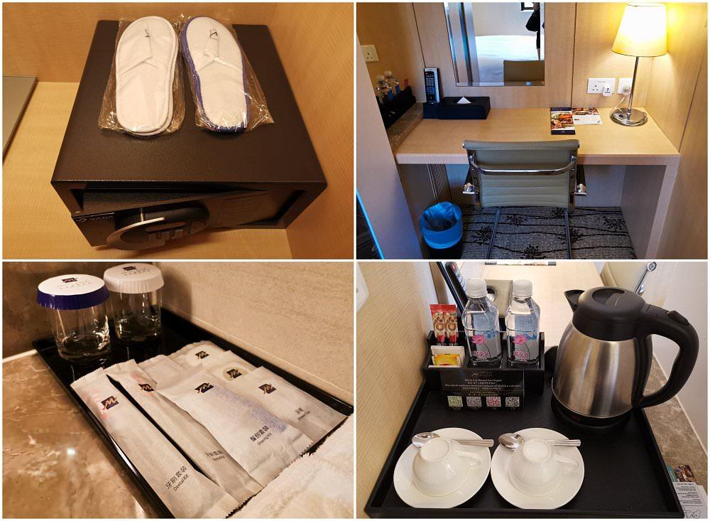 香港旺角維景酒店好吃餐廳美食逛街
