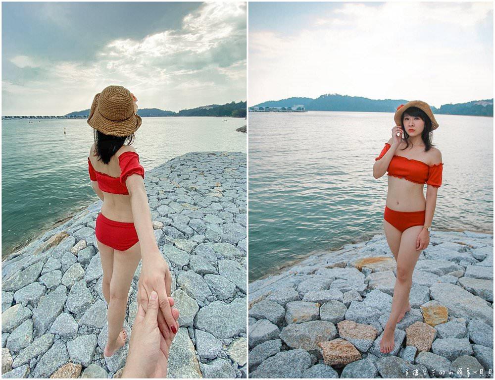 馬來西亞大紅花海上泳池Villa渡假村