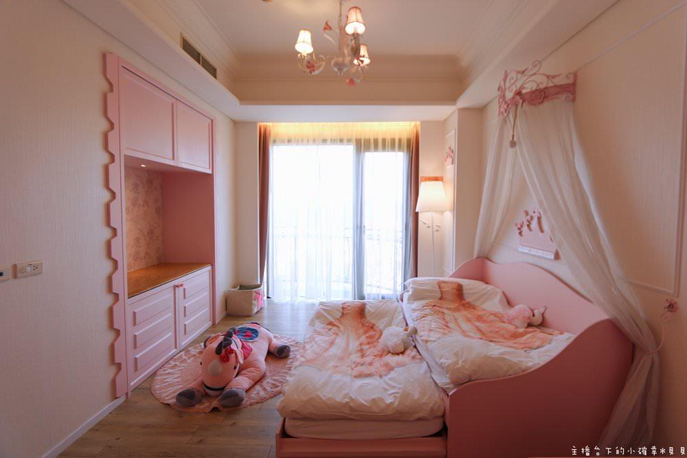 義大皇家酒店親子房公主房