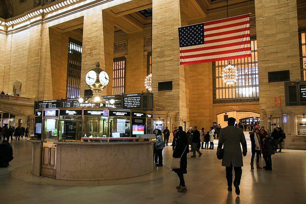 紐約中央車站Grand Central Terminal電影秘密