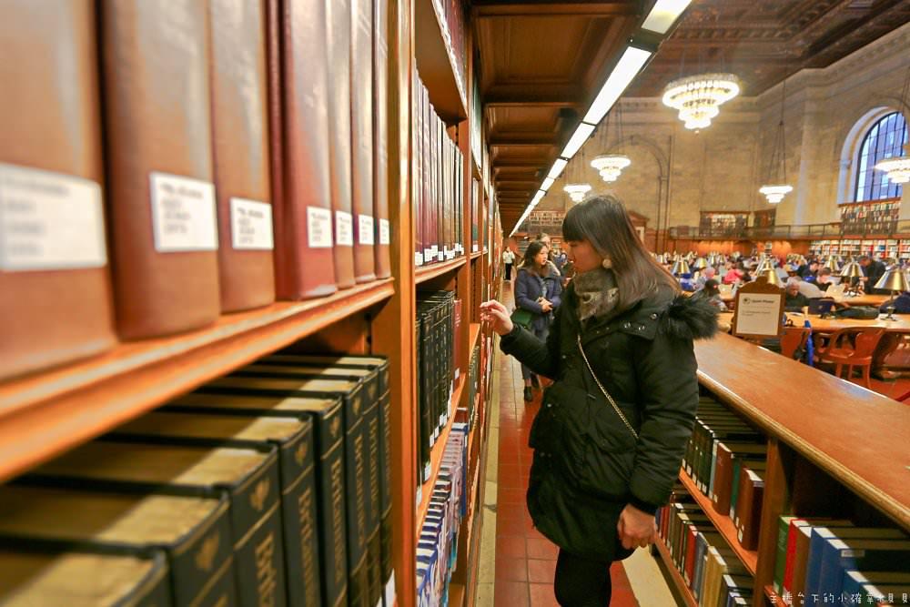 必去景點紐約公共圖書館New York Public Library