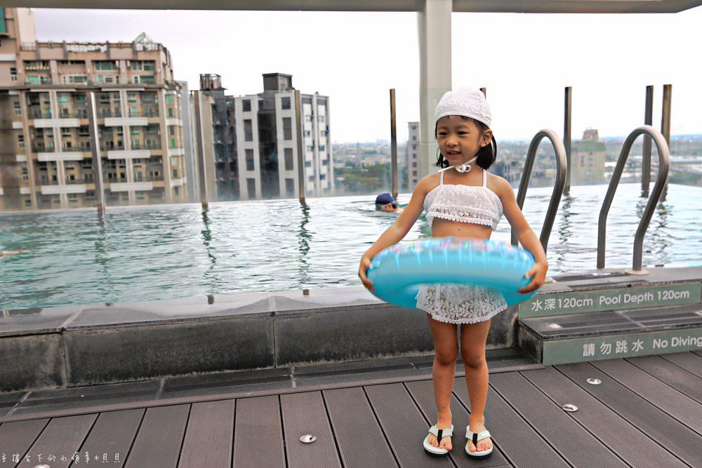 礁溪晶泉丰旅無邊際泳池房間泡湯