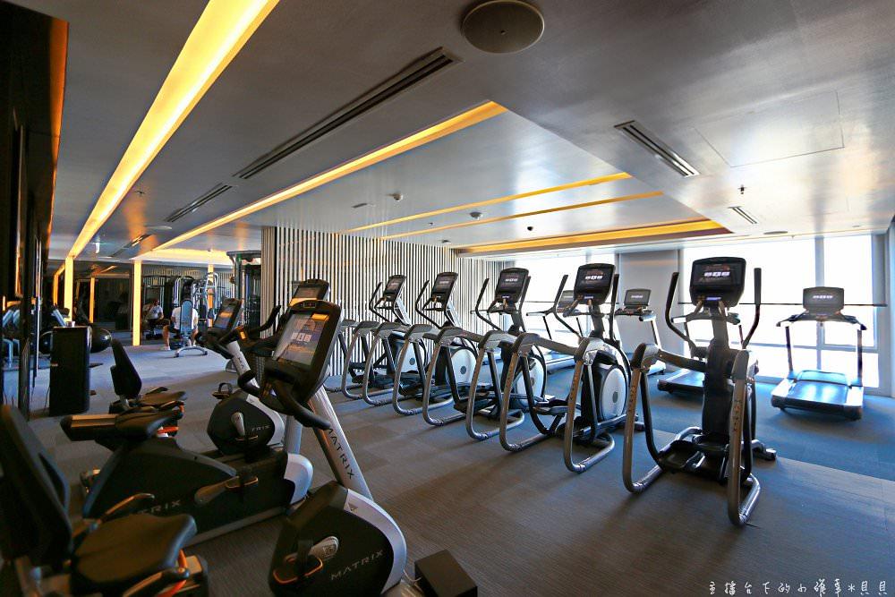 曼谷萬豪蘇拉翁塞bangkok marriott hotel the surawongse遊戲室健身房