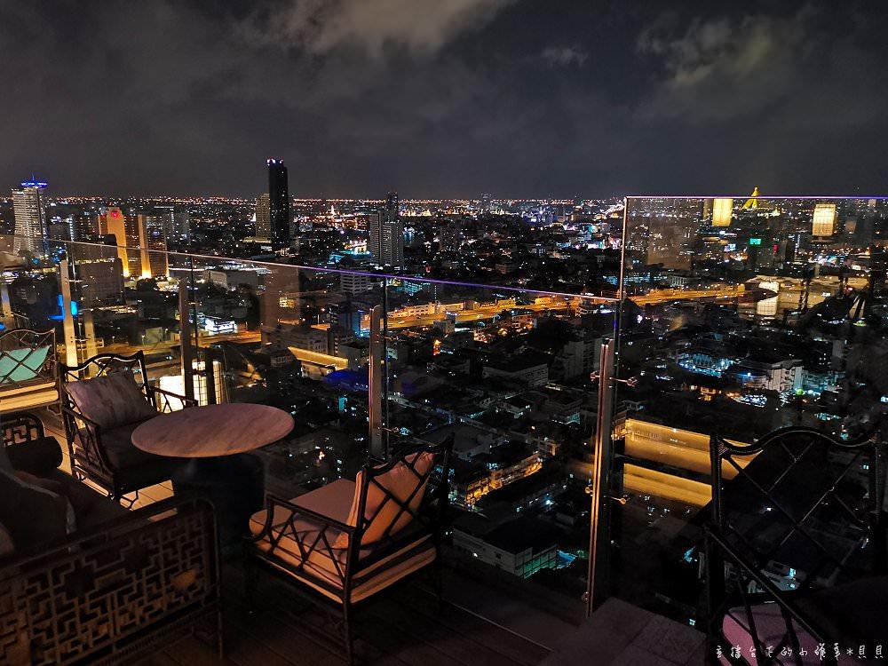 曼谷高空酒吧萬豪YAO、RED SKY BAR