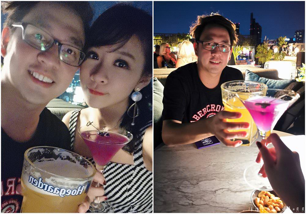曼谷高空酒吧萬豪蘇拉翁塞YAO、RED SKY BAR
