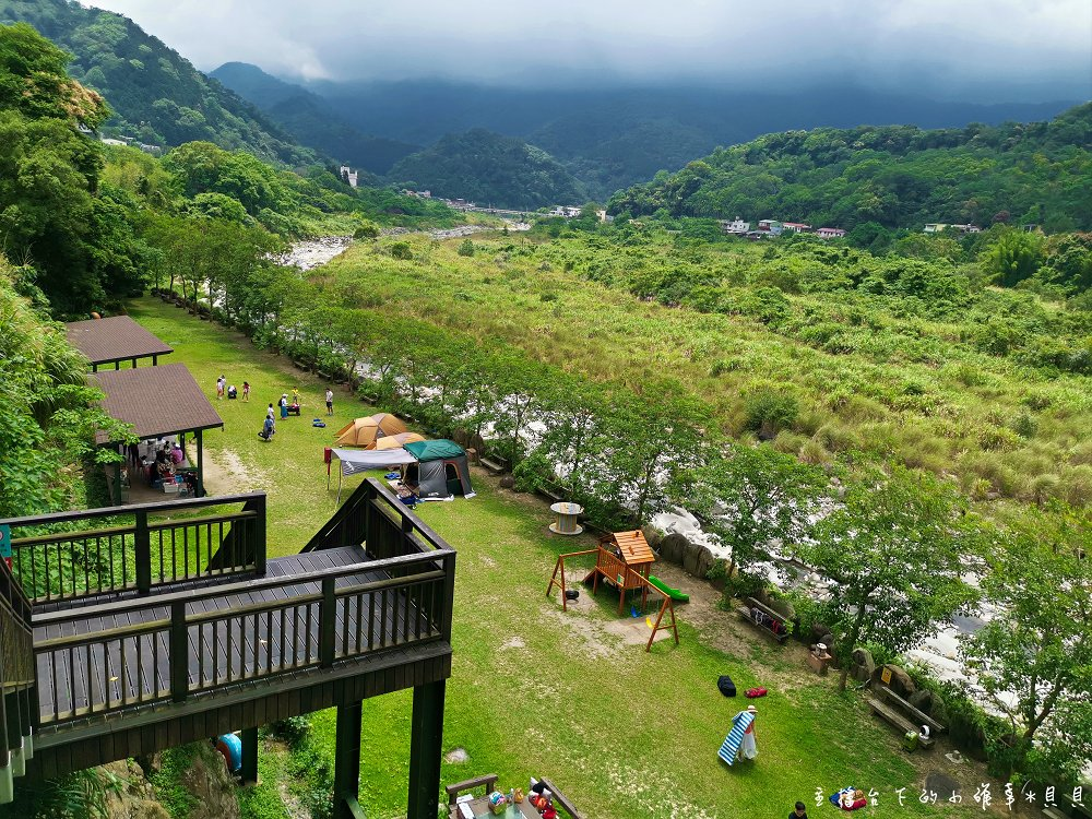南庄雲水度假森林露營車房型溫泉