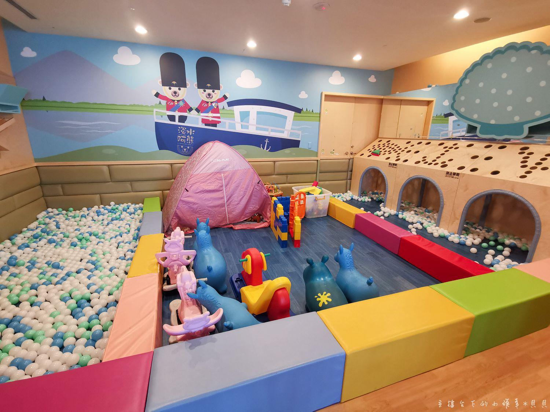 福容大飯店淡水漁人碼頭房型設施親子