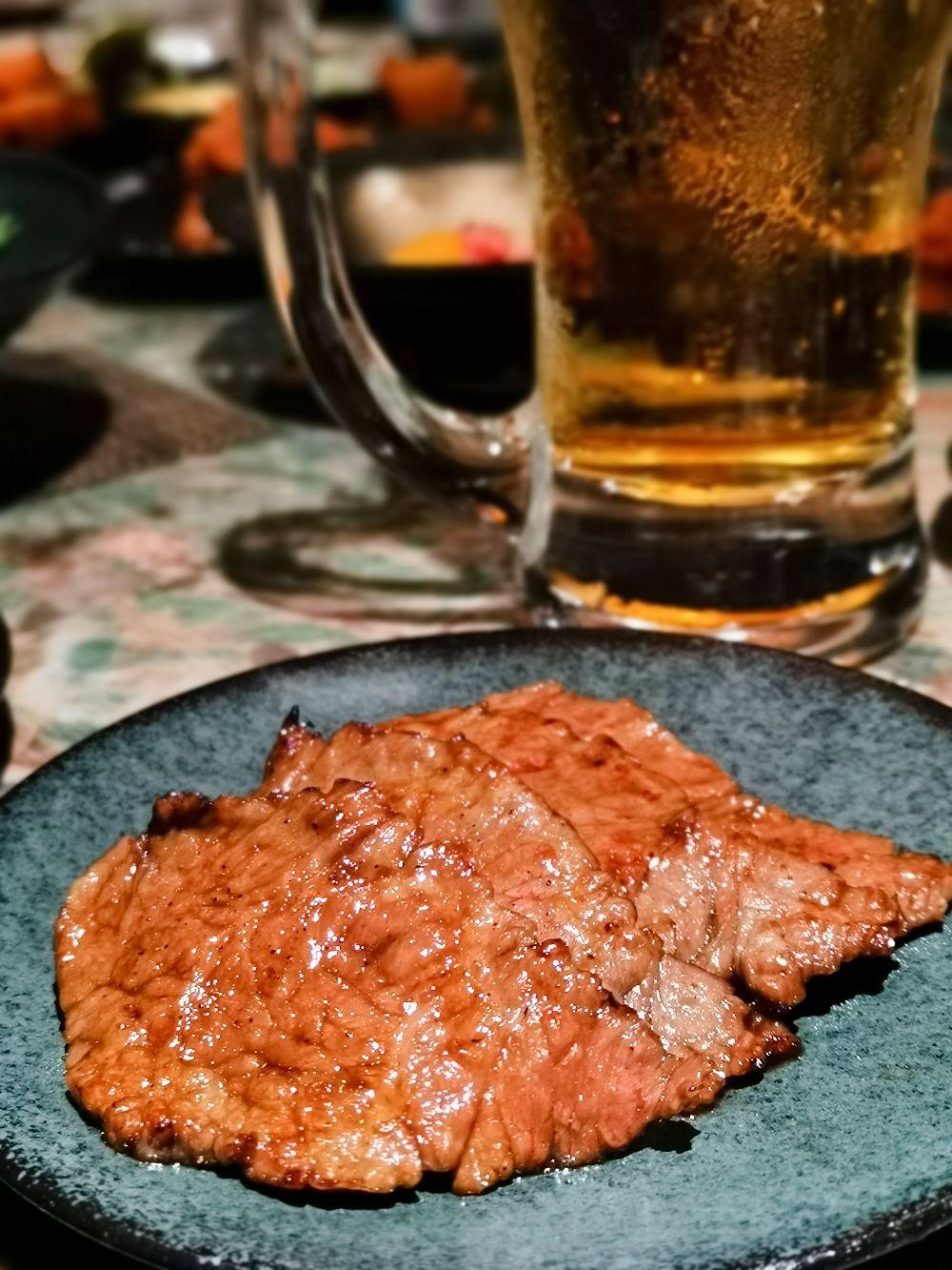 旺盛苑和牛燒肉套餐頂級包廂中山店重慶北