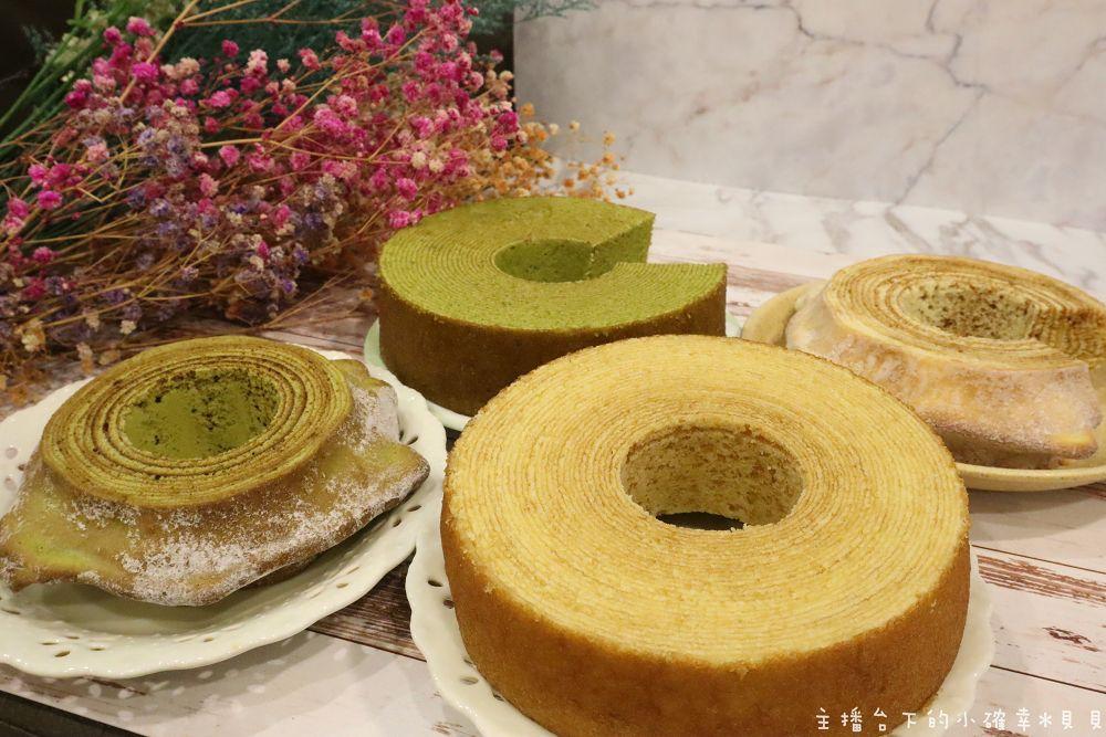 幸福頌c'est si bon年輪蛋糕彌月試吃奇美食品