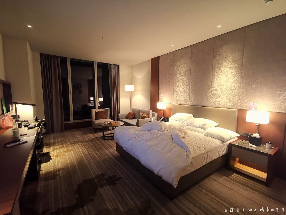 台北南港六福萬怡酒店早餐HH行政酒廊