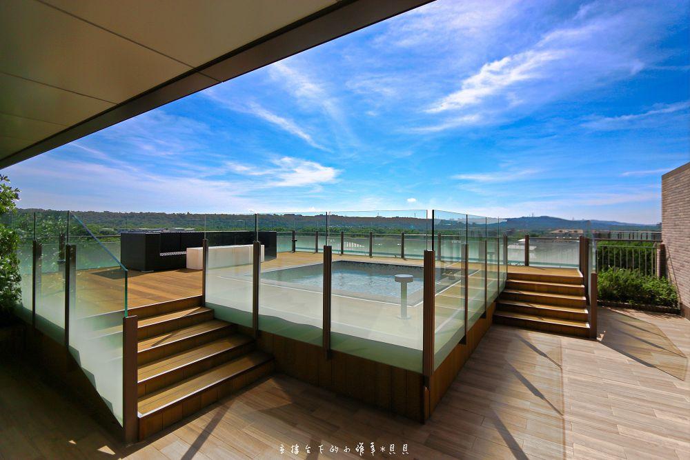 名人堂花園大飯店露天SPA池房個人泳池