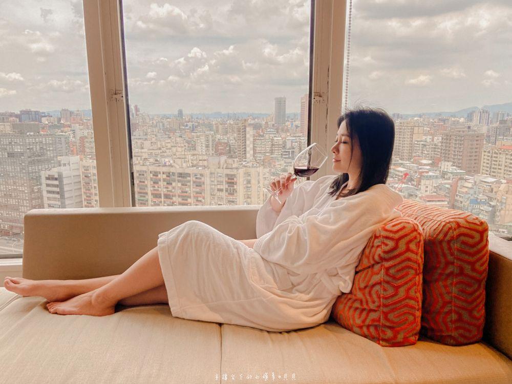 台北君悅酒店-全新君悅豪華客房防疫泳池規定凱菲食集
