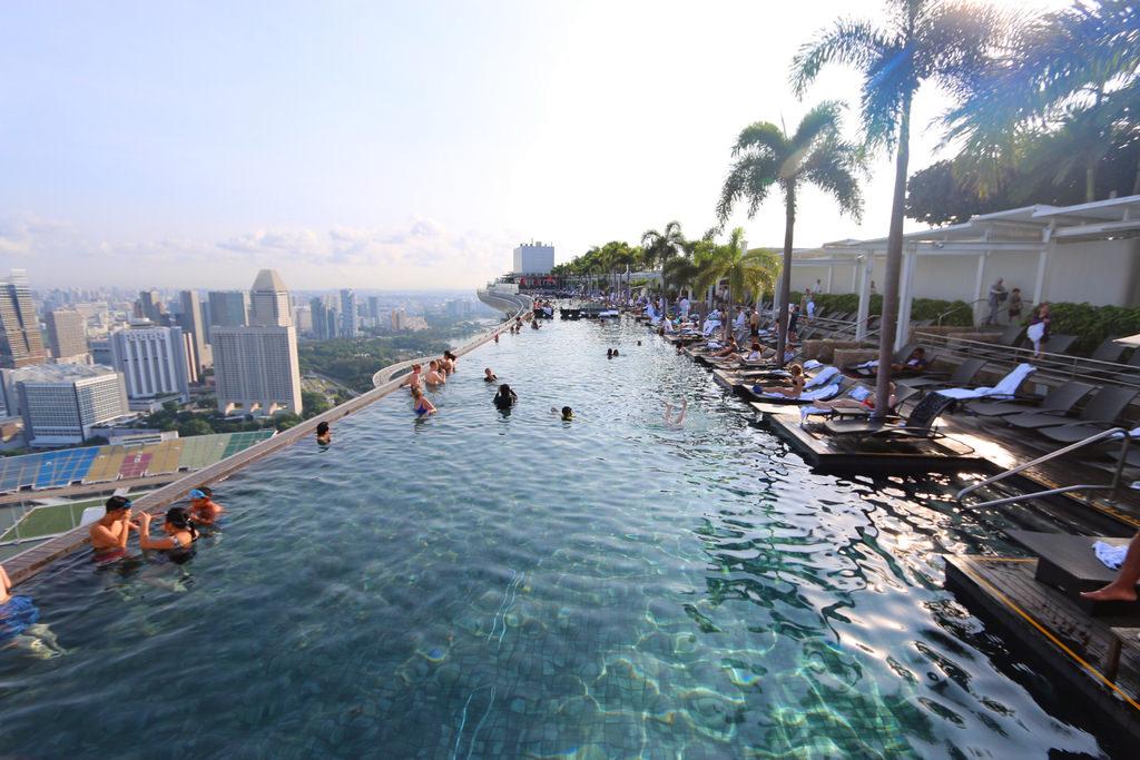 新加坡濱海灣金沙酒店marina bay sands無邊境泳池空中花園35.jpg