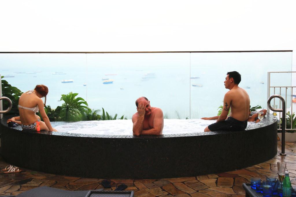 新加坡濱海灣金沙酒店marina bay sands無邊境泳池空中花園20.jpg