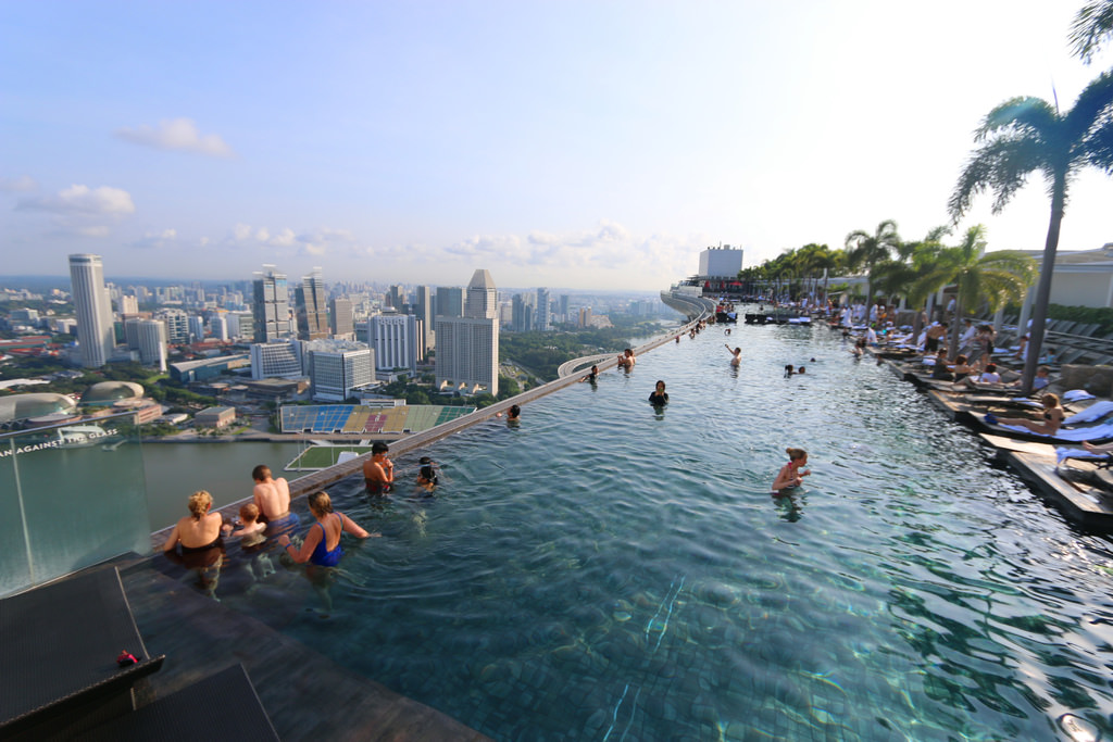 新加坡濱海灣金沙酒店marina bay sands無邊境泳池空中花園36.jpg