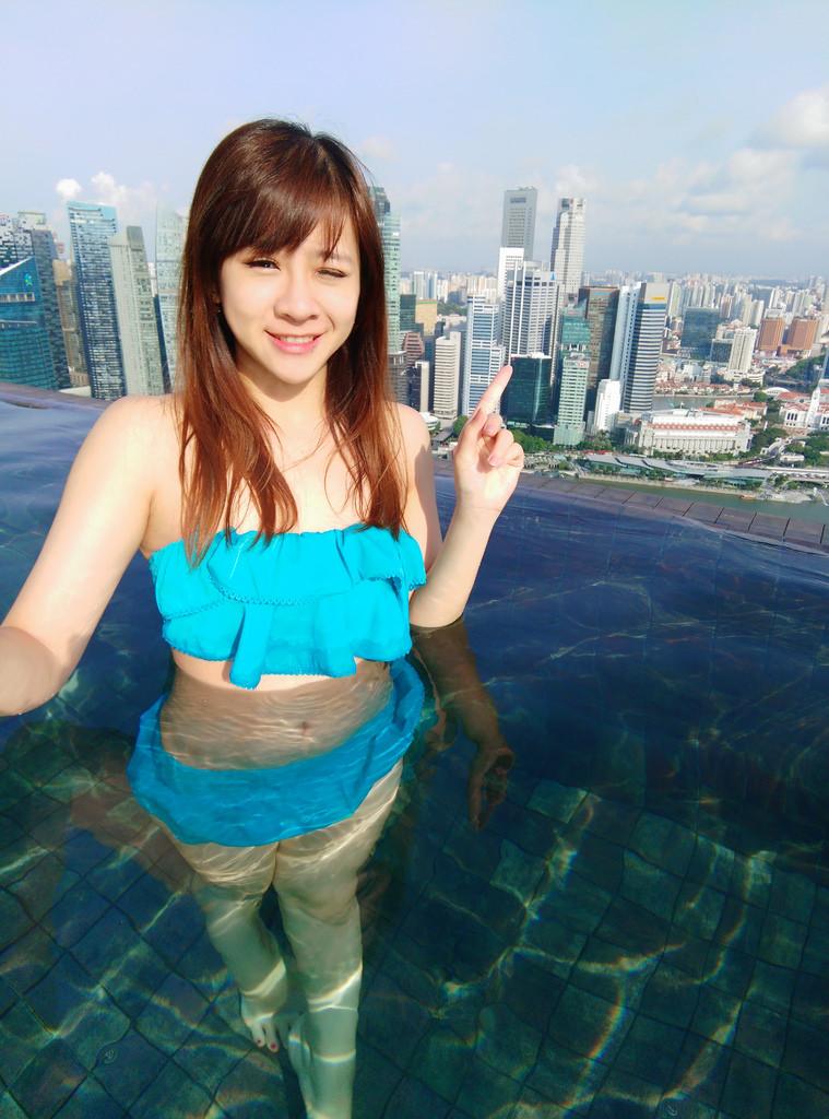 新加坡濱海灣金沙酒店marina bay sands無邊境泳池空中花園16.jpg