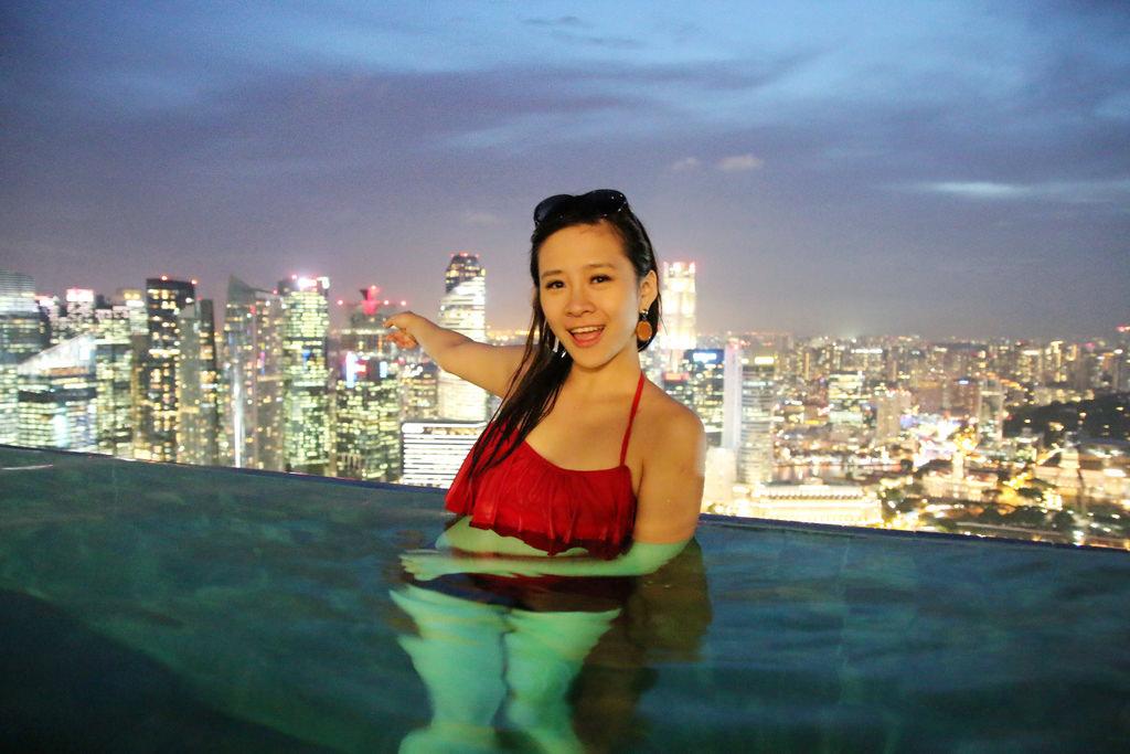 新加坡濱海灣金沙酒店marina bay sands無邊境泳池空中花園29.jpg