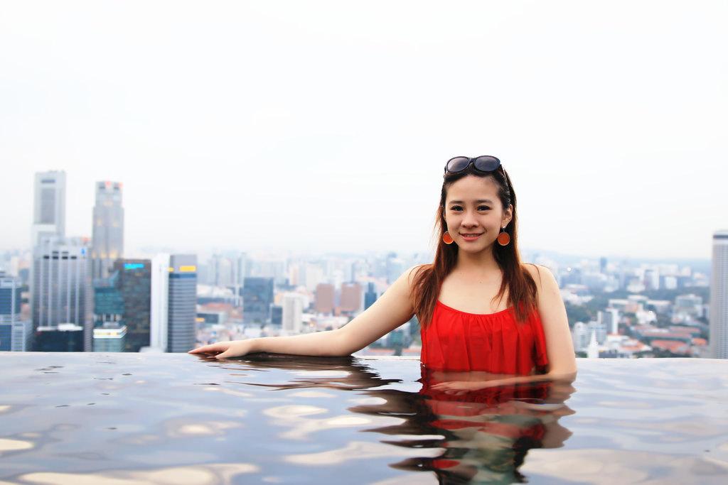 新加坡濱海灣金沙酒店marina bay sands無邊境泳池空中花園23.jpg